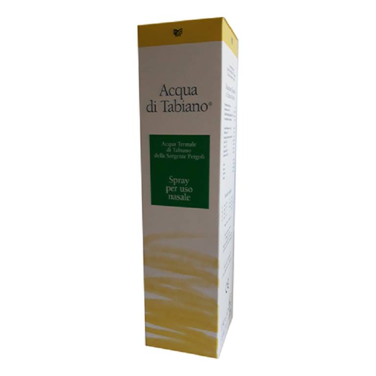 Acqua Tabiano spray nasale 150 ml
