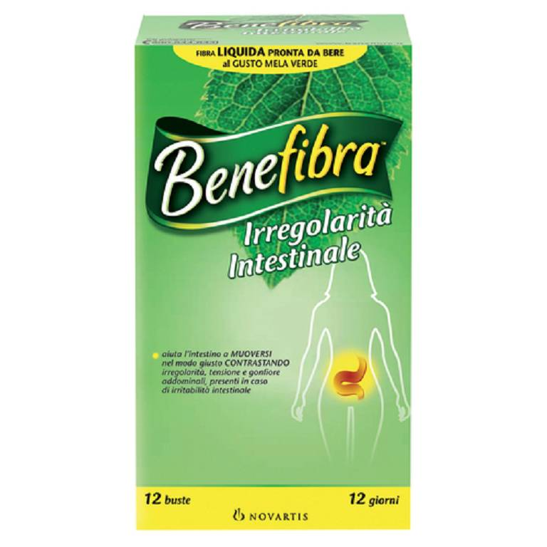 BENEFIBRA LIQUIDA 60ML 12BUST