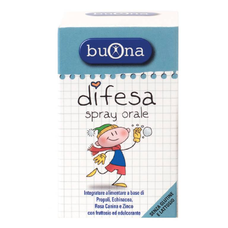 BUONA DIFESA SPRAY 15ML