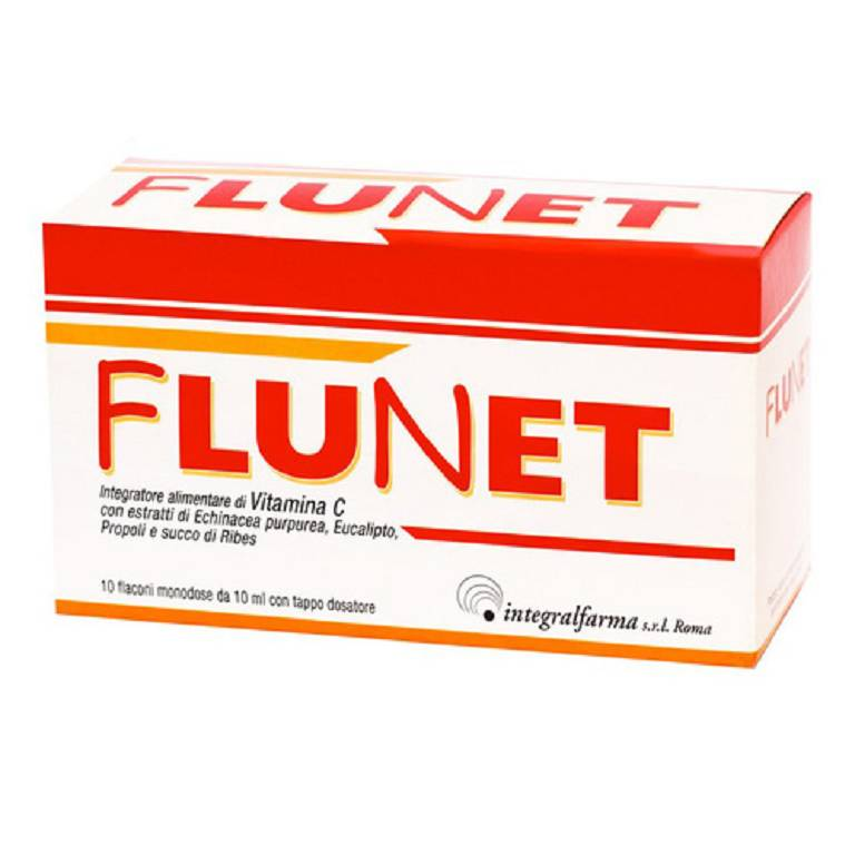 FLUNET 10FL 10ML